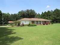 Home & 2 Acres : Jayess : Walthall County : Mississippi