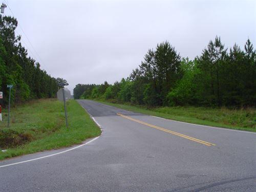 Church Tract : Latta : Dillon County : South Carolina