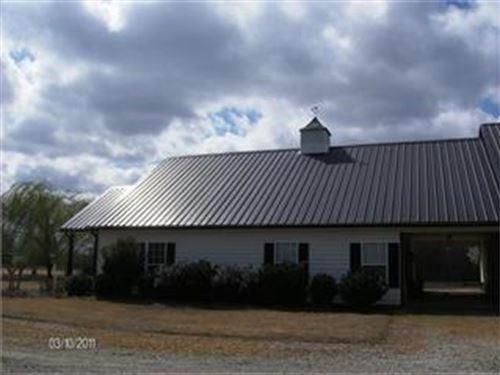 Working Horse Farm In Walton County : Good Hope : Walton County : Georgia