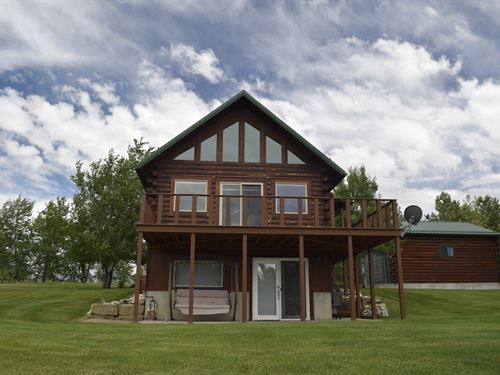Beartooth Mountain Gated Community : Roberts : Carbon County : Montana