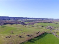 Magnificent 540 Acre Farm : New Castle : Craig County : Virginia