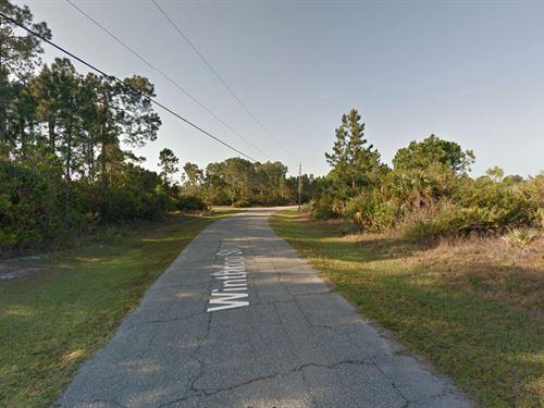 .24 Acres In North Port, FL : North Port : Sarasota County : Florida