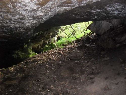 40 Ozark Acres With Large Cave : Elkton : Hickory County : Missouri