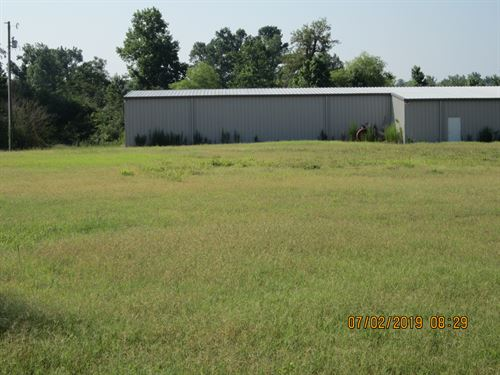 Reduced $18000 Farm, Pond, Building : Clinton : Sampson County : North Carolina