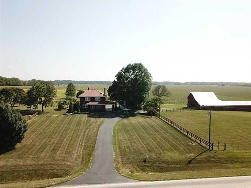 Cattle Ranchers Take a Look, 122 : Windsor : Henry County : Missouri