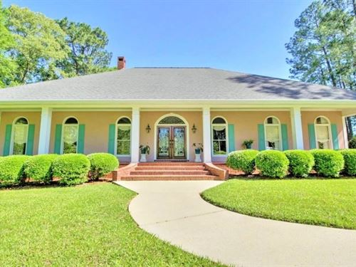 Country Estate For Sale Lamar Count : Purvis : Lamar County : Mississippi