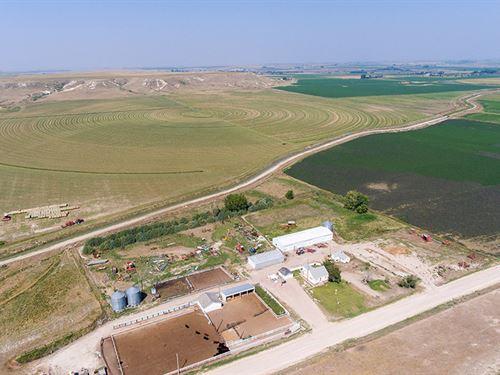 Mehling Farm : Torrington : Goshen County : Wyoming