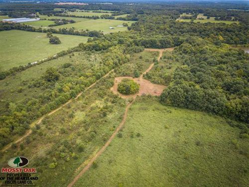 66 Acres of Hunting Property : Miami : Ottawa County : Oklahoma