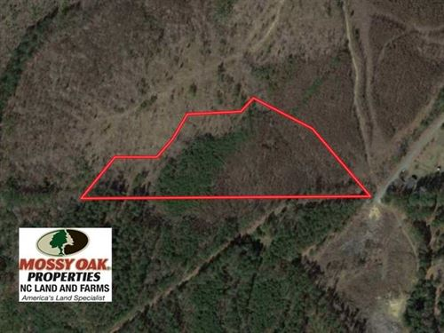 10.3 Acres of Residential Land in : Moncure : Chatham County : North Carolina