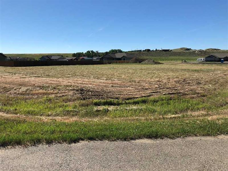 Vacant Land in Desirable Neighborh : Cody : Park County : Wyoming