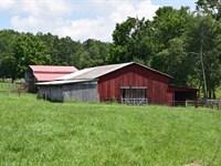 Beautiful Mini Farm Next To Wma : Scottsboro : Jackson County : Alabama