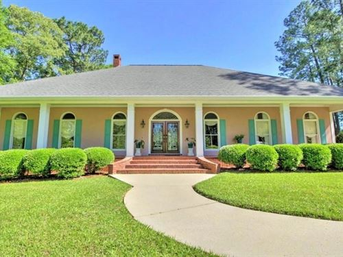 County Estate For Sale Lamar County : Purvis : Lamar County : Mississippi