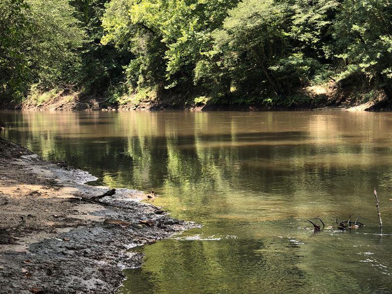 168 +/- Acres On Conecuh River : Andalusia : Covington County : Alabama
