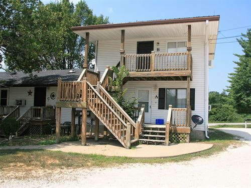 12 Unit Apartment Building : Troy : Lincoln County : Missouri