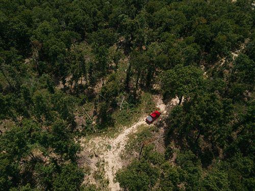Private 10 Acres Near Ava, Mo : Ava : Douglas County : Missouri