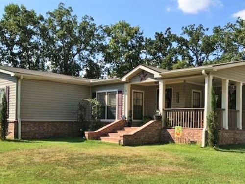 Beautiful Home Shop And Rv Shed : Texarkana : Bowie County : Texas
