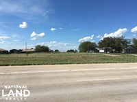 Hwy 380 Frontage : Bridgeport : Wise County : Texas
