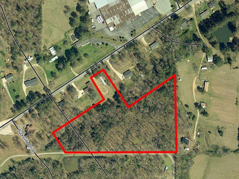 Residential Lot In Bucksville : Bucksville : Tuscaloosa County : Alabama