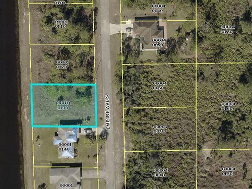 Lehigh Acres Acres, Fl $45,000 : Lehigh Acres : Lee County : Florida