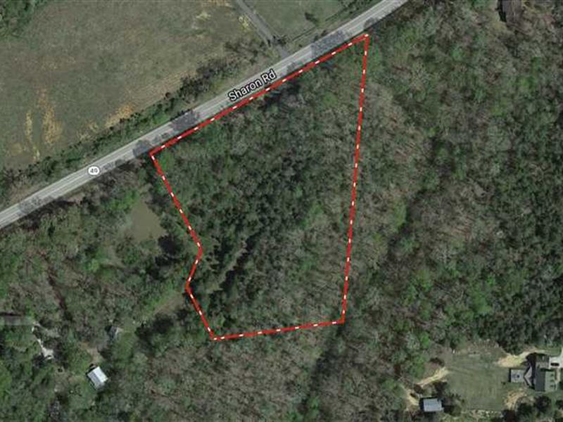4.71 Acres in York County : York : York County : South Carolina