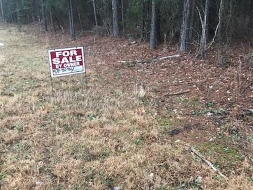 Land For Sale : Milledgeville : Baldwin County : Georgia