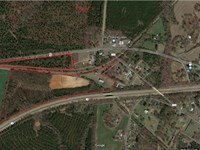 Industrial Zoned Acreage : Mooresboro : Cleveland County : North Carolina
