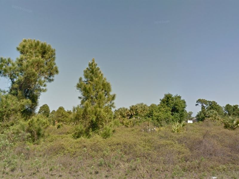 Sarasota County, Fl $24,500 Neg : North Port : Sarasota County : Florida