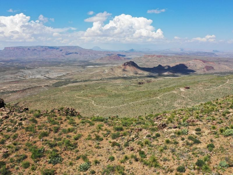 Mountain Top 40 Acres : Alpine : Brewster County : Texas