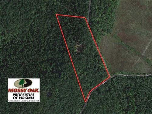 9 Acres of Recreational Land For : Gladstone : Appomattox County : Virginia