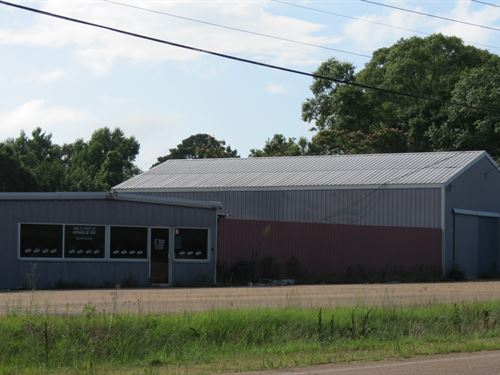 Prime Commercial Property : Brookhaven : Lincoln County : Mississippi