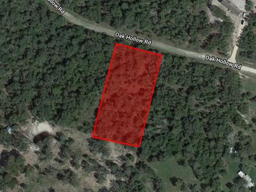 Unrestricted Lot In Burleson County : Caldwell : Burleson County : Texas
