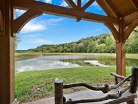 366 Acre Hunting Property : Mount Pleasant : Maury County : Tennessee