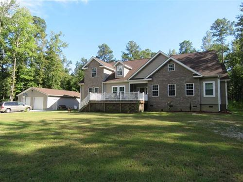 125 Acres of Residential And Hunti : Willard : Pender County : North Carolina