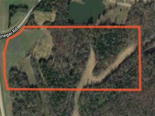 Us-45 Road Frontage, Commercial DE : Booneville : Prentiss County : Mississippi