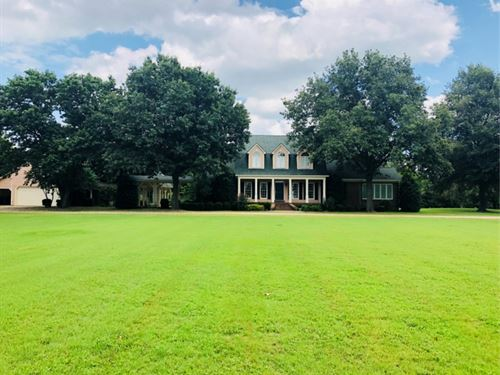 20 Acres With Home In Coahoma Count : Clarksdale : Coahoma County : Mississippi