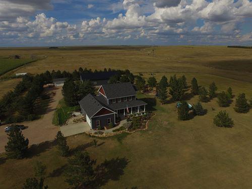 Diamond On The Prairie : Goodland : Sherman County : Kansas
