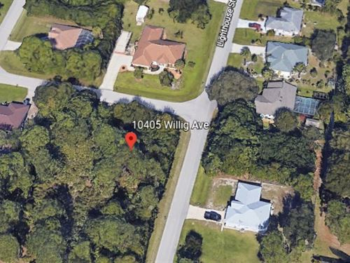 .26 Acres In Englewood, FL : Englewood : Charlotte County : Florida