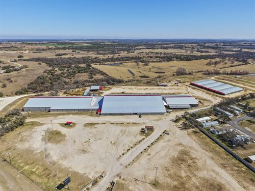 135.33 Acres In Stephenville, TX : Stephenville : Erath County : Texas