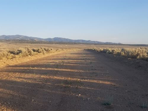 5 Acres In Fort Garland, CO : Fort Garland : Costilla County : Colorado