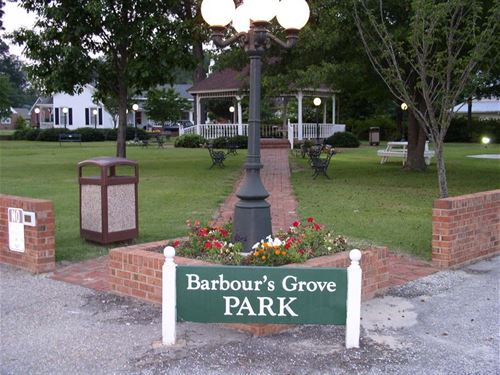 .49 Acres In Four Oaks, NC : Four Oaks : Johnston County : North Carolina