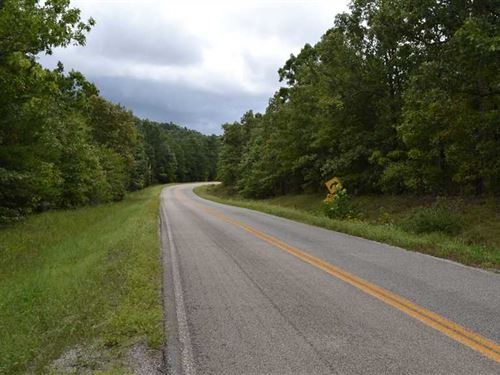 120 Acres of Residential, Recr : Marshall : Searcy County : Arkansas