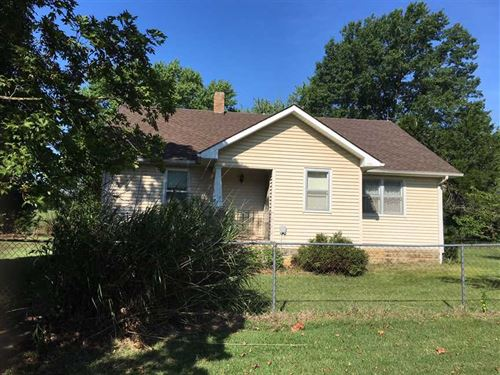 Great Home on 5 Acres Adjoining Co : Roscoe : Saint Clair County : Missouri