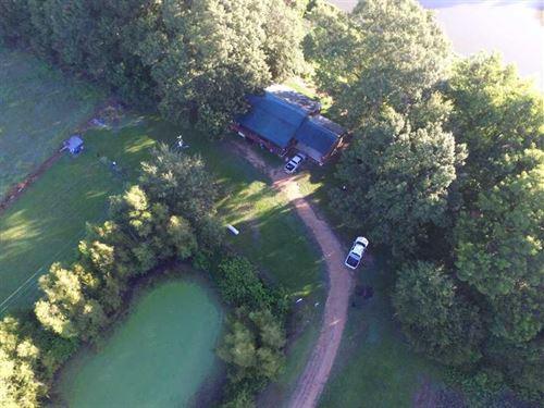 2.47 Acres With Tensas River : Clayton : Catahoula Parish : Louisiana