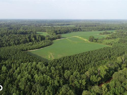 107 Acres in Selma, NC : Selma : Johnston County : North Carolina