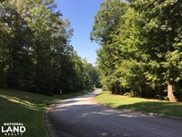 Mountain Valley Homesite : Marietta : Greenville County : South Carolina