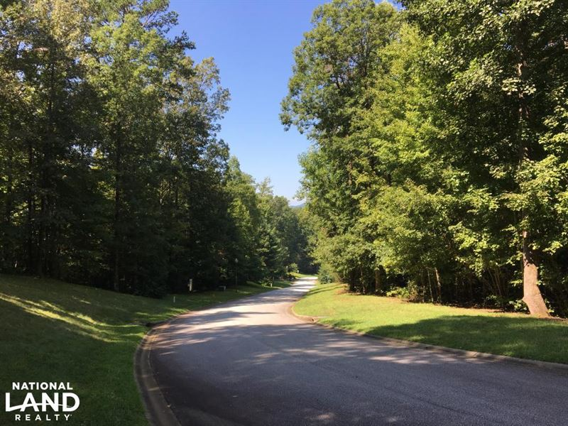 Mountain Valley Homesite : Marietta : Greenville County : South Carolina