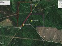 10.95 Acres Monroe County : Culloden : Monroe County : Georgia