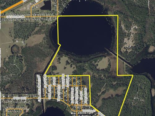 Coon Lake Land : Saint Cloud : Osceola County : Florida