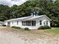 Cache River Duck House - Amagon : Amagon : Jackson County : Arkansas