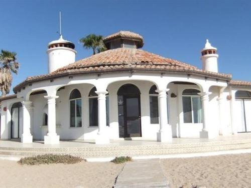 Beach Front Home, Puerto Pe Asco : Puerto Peñasco : Mexico